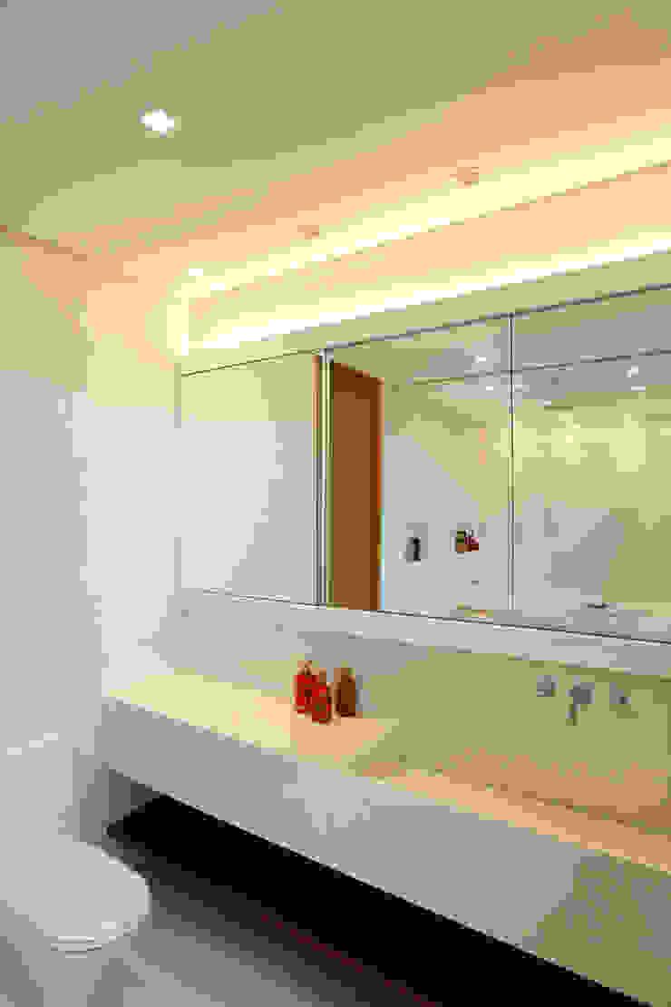 Cerejeira Agência de Arquitetura Moderne Badezimmer