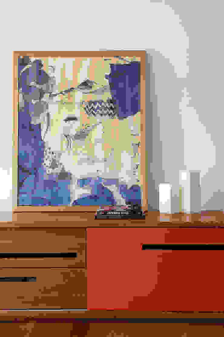 Cerejeira Agência de Arquitetura Living room