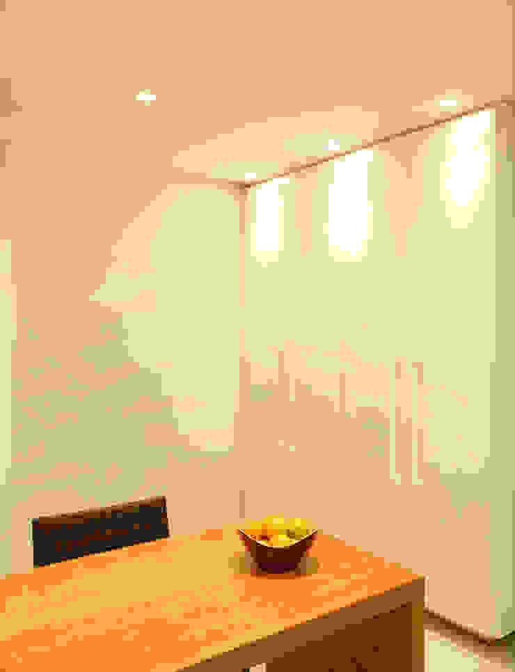 Cerejeira Agência de Arquitetura Modern dining room