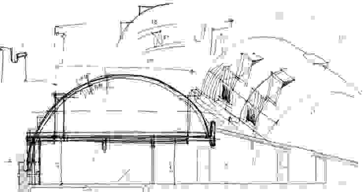 concept drawing 13 por ARTE e TECTóNiCA, arquitectura e desenho Lda Eclético
