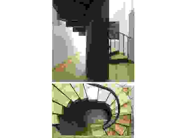 colum-stair 08 por ARTE e TECTóNiCA, arquitectura e desenho Lda Eclético