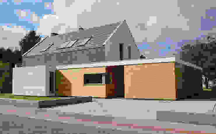 Casas modernas de Prodom Architektura i Konstrukcja Moderno