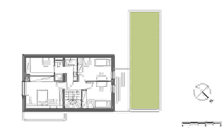 Häuser von Prodom Architektura i Konstrukcja, Modern