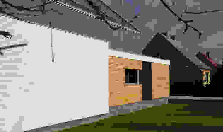 Moderne Häuser von Prodom Architektura i Konstrukcja Modern