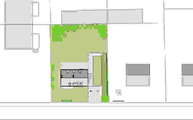 Modern houses by Prodom Architektura i Konstrukcja Modern