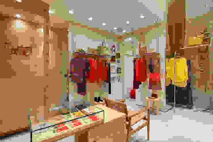 Cerejeira Agência de Arquitetura Mediterranean style offices & stores