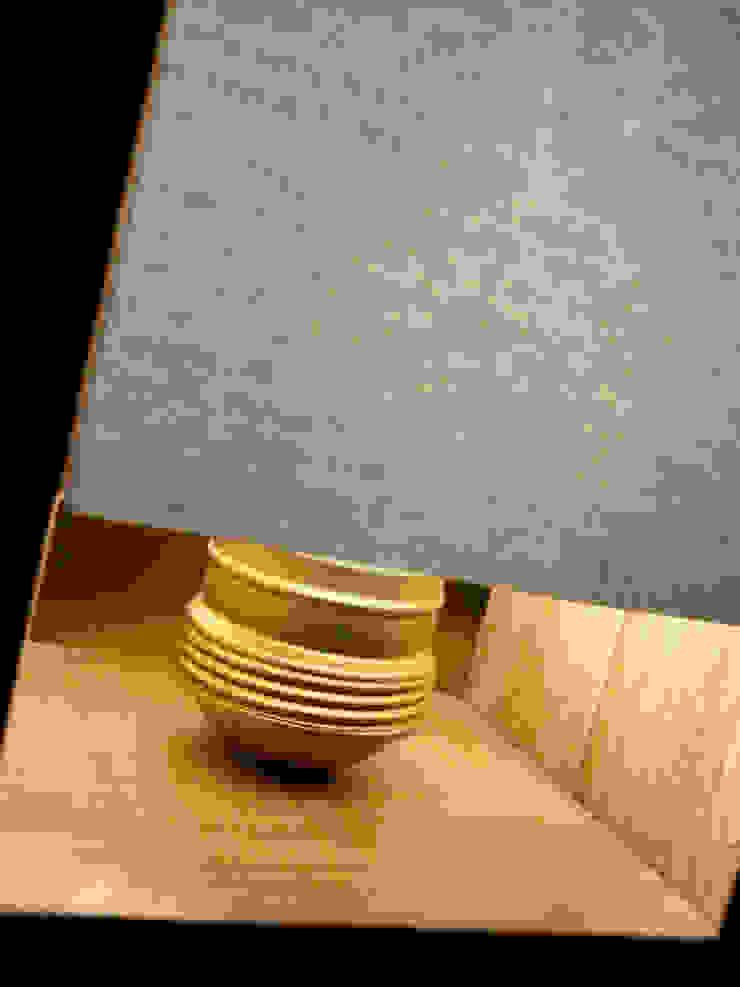Lámpara Júlia:  de estilo industrial de WABI, Industrial