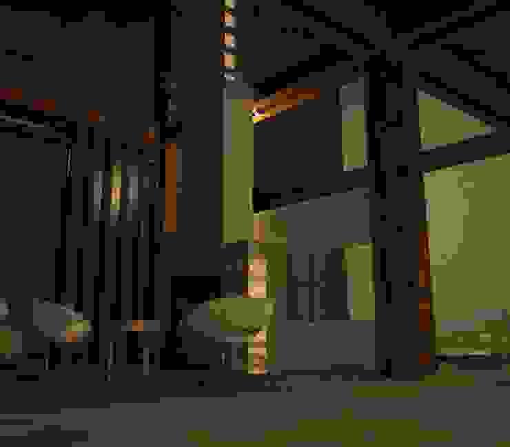 Фахверковый дом Гостиная в скандинавском стиле от LGorshkaleva Скандинавский