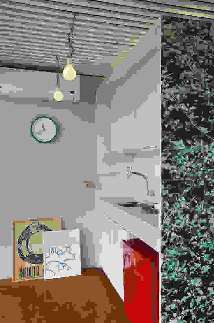 Farm – Sala Natureza Lojas & Imóveis comerciais modernos por Cerejeira Agência de Arquitetura Moderno