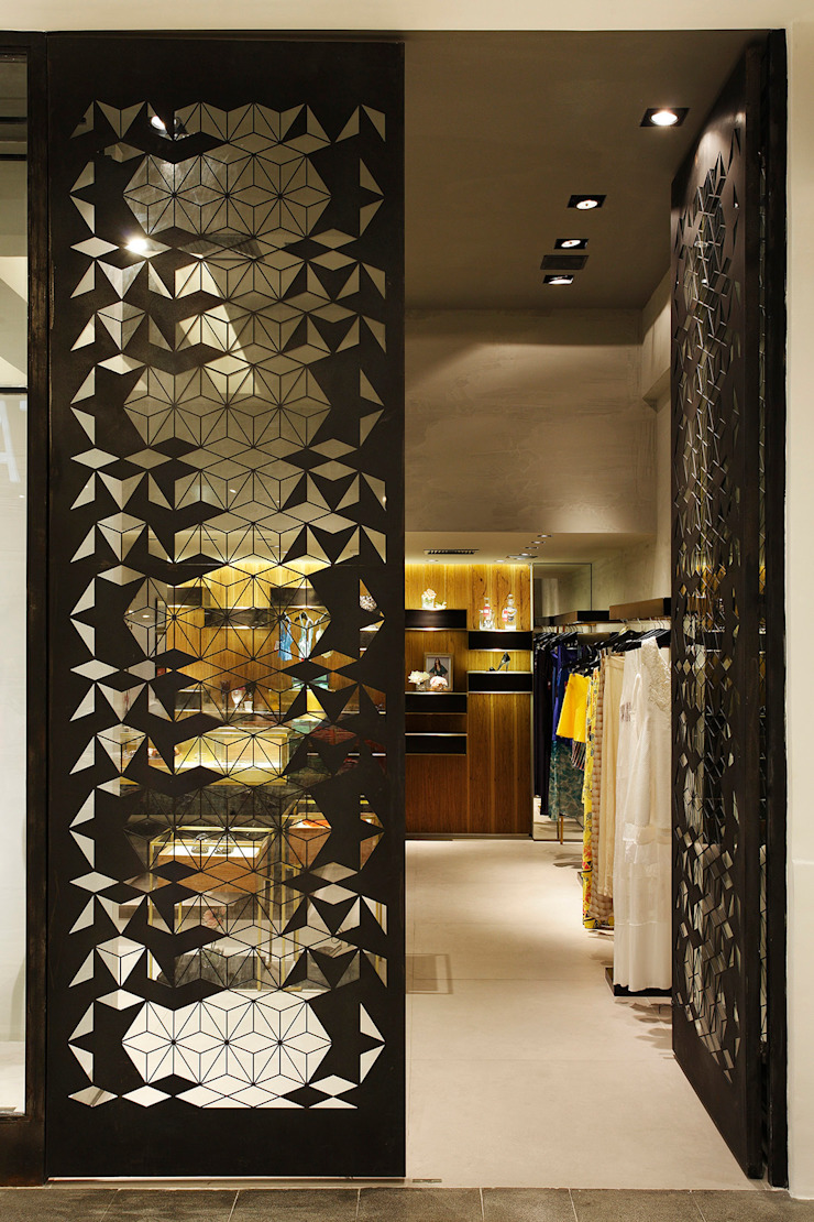 Cerejeira Agência de Arquitetura Moderne Geschäftsräume & Stores