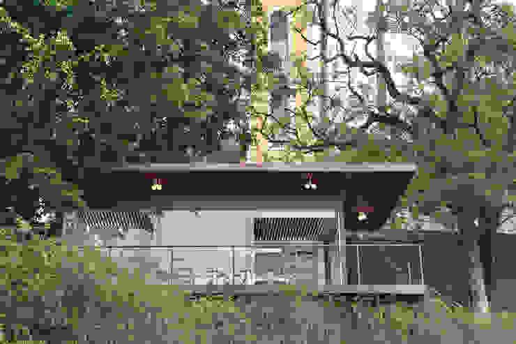 Farm - Sala Natureza Lojas & Imóveis comerciais modernos por Cerejeira Agência de Arquitetura Moderno
