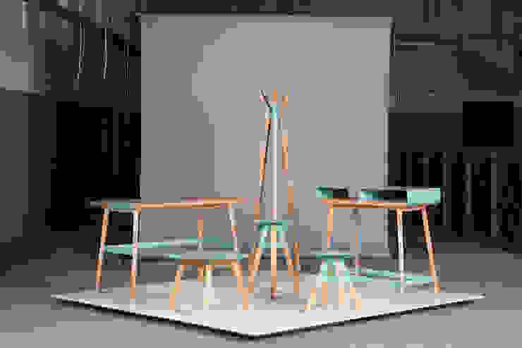 Línea Ensamble. de DUCO Laboratorio de Diseño Escandinavo