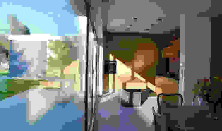 Salas de estilo moderno de Prodom Architektura i Konstrukcja Moderno
