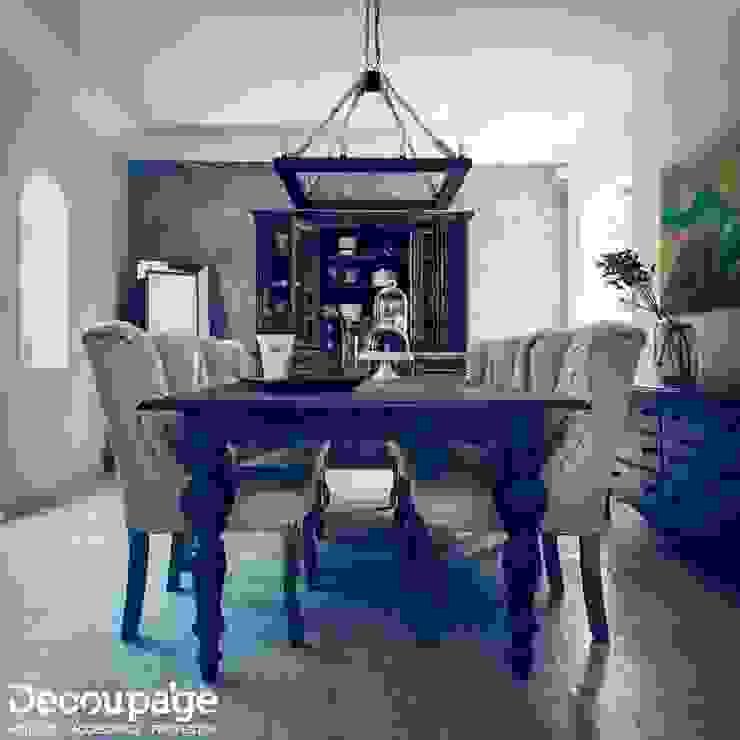 Te queremos ayudar a diseñar tu casa con ideas creativas, frescas y adaptadas a tu personalidad y estilo...:  de estilo colonial por Decoupage, Colonial