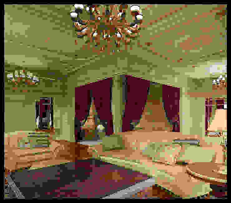 Мужская спальня Спальня в классическом стиле от Defacto studio Классический