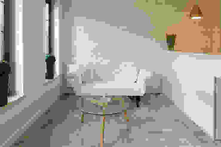 Gabinet Kosmetyczny Pracownia Piekna: styl , w kategorii Spa zaprojektowany przez Pracownia Architektury Wnętrz Hanny hildebrandt,Skandynawski