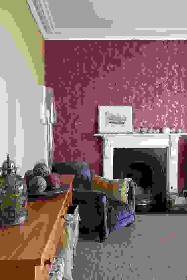 Coastal Townhouse Jude Burrows Interior Design Living roomSofas & armchairs