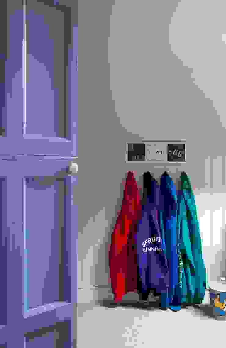 Coastal Townhouse Jude Burrows Interior Design BedroomAccessories & decoration