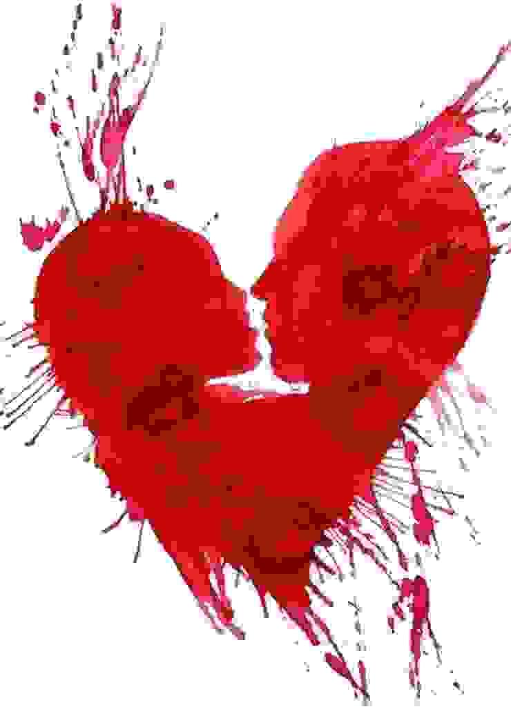 Obraz na płótnie Kiss od 4rooms.com.pl Nowoczesny