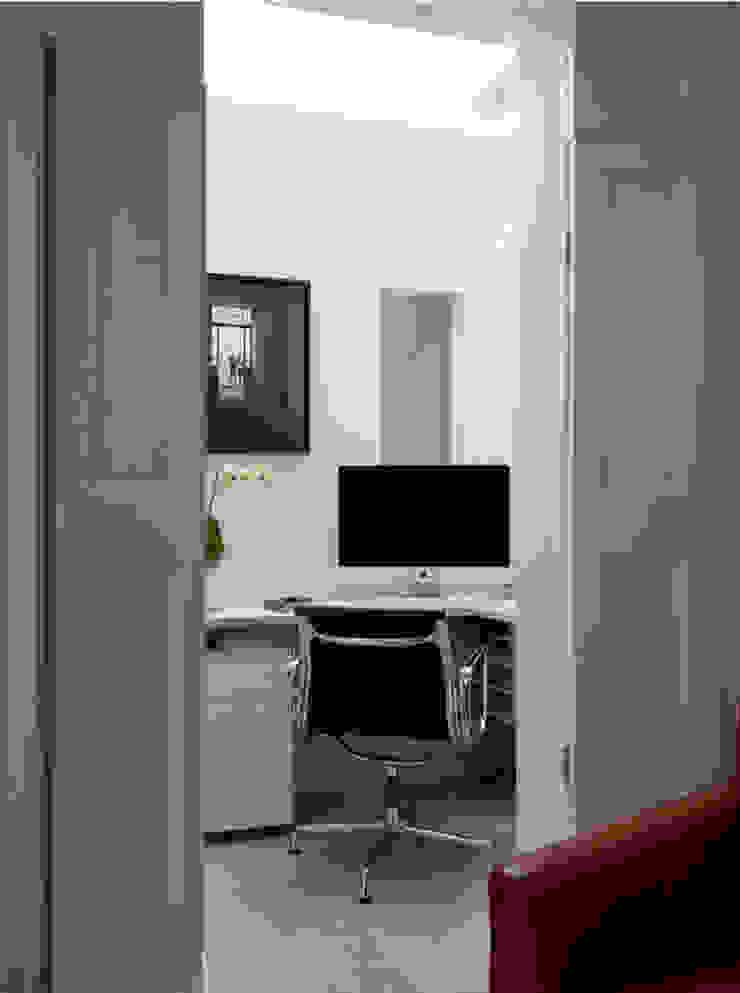 Study Oficinas de estilo moderno de Gullaksen Architects Moderno