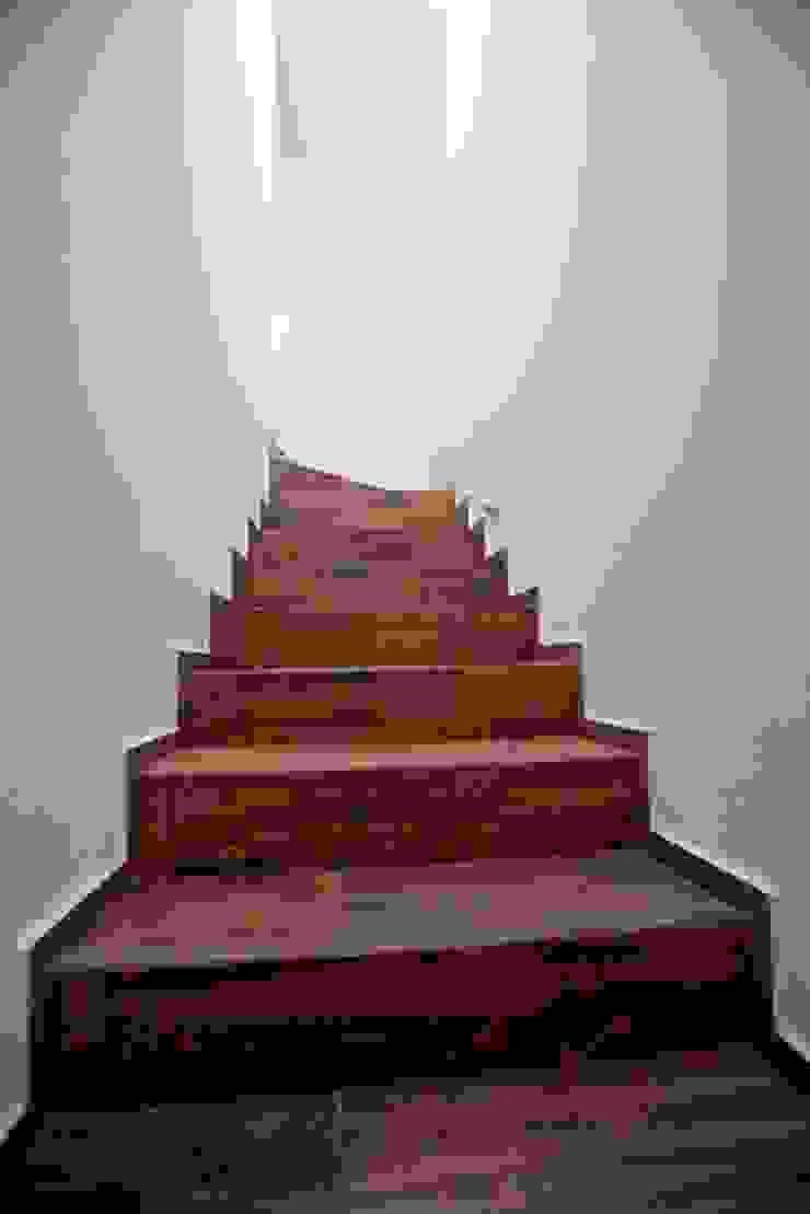Escaleras de JF ARQUITECTOS Minimalista