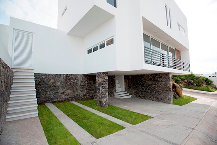 Houses by JF ARQUITECTOS