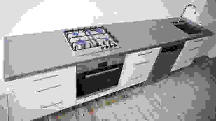 Kitchen by Betonwerkstatt