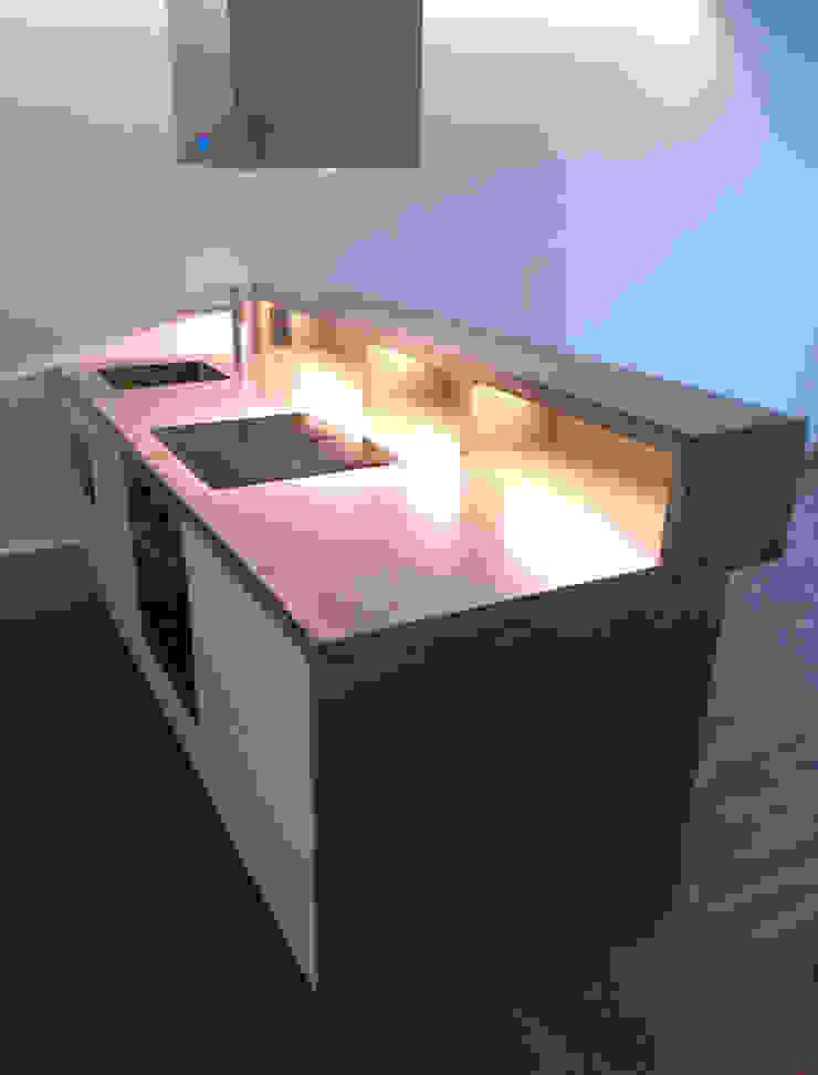 Küchenarbeitsplatten aus Glasfaser - Beton von ...