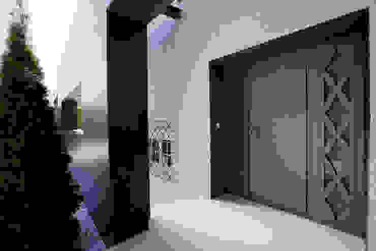 Volúmenes Casas de estilo rústico de IPUNTO INTERIORISMO Rústico