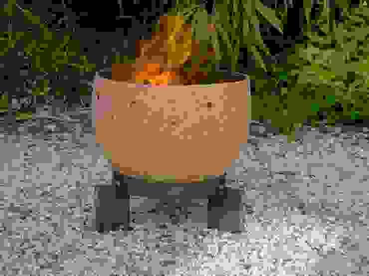 Keramik Rolf Seebach JardimBarbecues e grelhadores