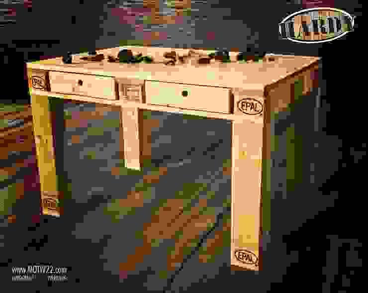 Hardy-Design Möbel aus Europaletten Eklektik