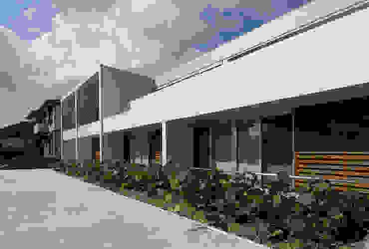 長谷雄聖建築設計事務所 Modern Houses