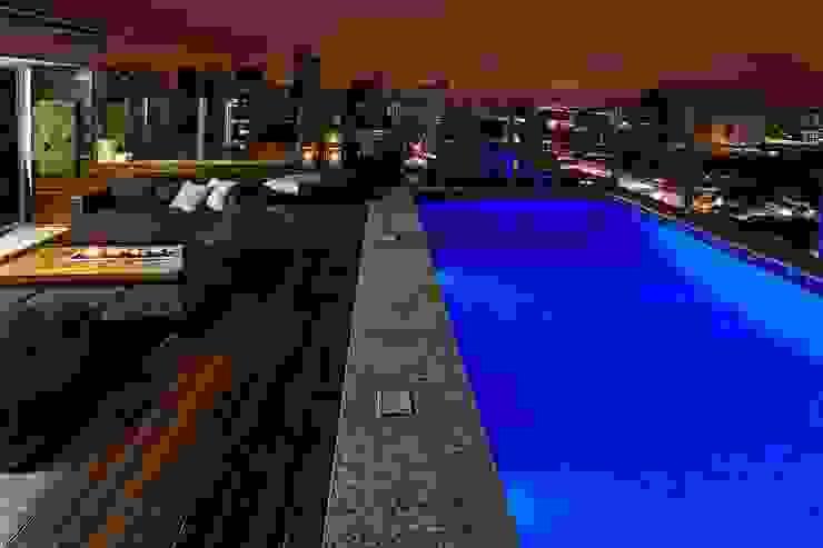 Monica Rio Verde Paisagismo Moderne Pools