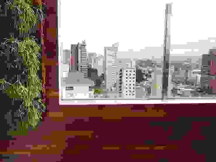 من Monica Rio Verde Paisagismo حداثي