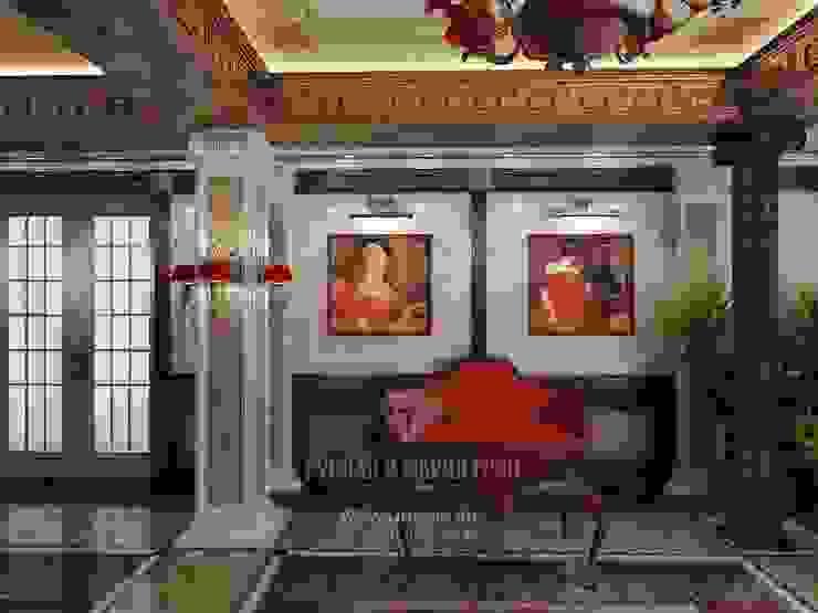 Дизайн мини-отеля из портфолио Студии Руслана и Марии Грин от Студия дизайна интерьера Руслана и Марии Грин Классический