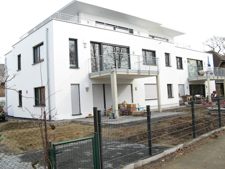STRICK Architekten + Ingenieure Case moderne