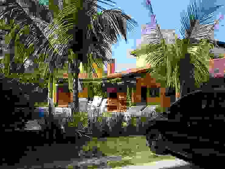 Metamorfose Arquitetura e Urbanismo Tropical style houses