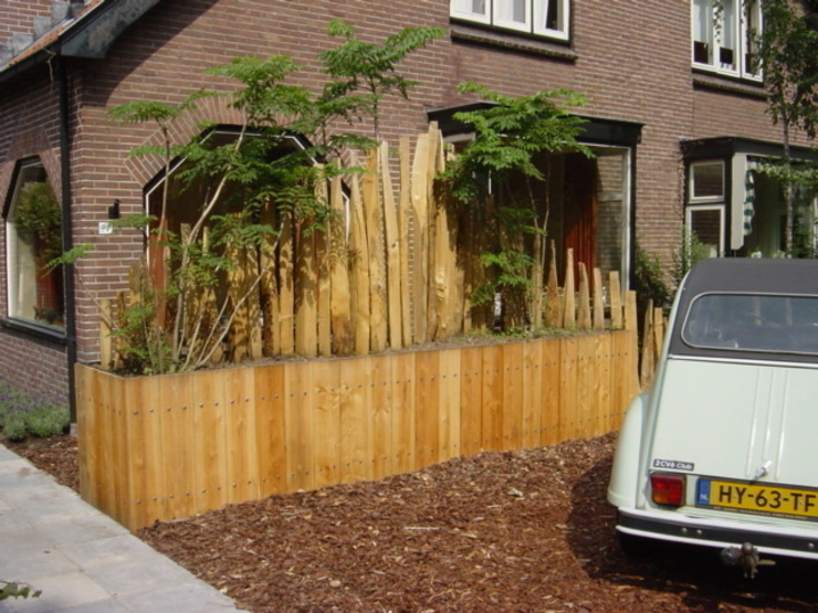 Country style gardens by Dutch Quality Gardens, Mocking Hoveniers Country