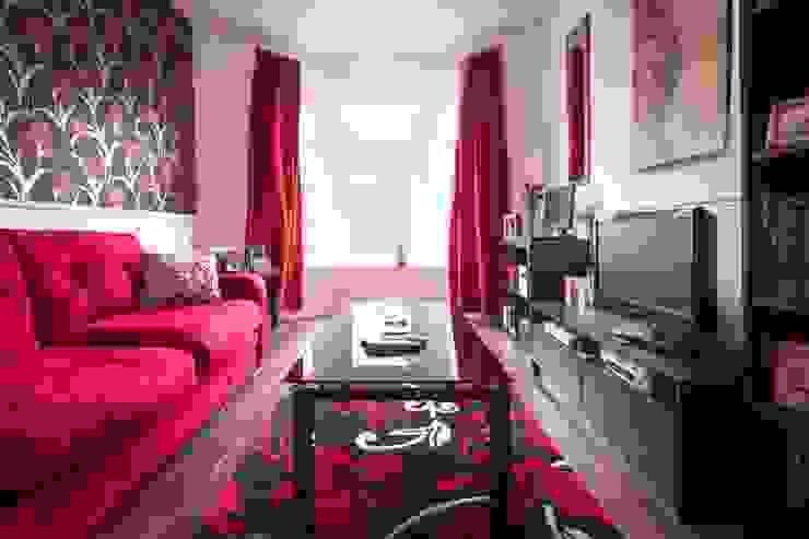 Living room by Casa Colori