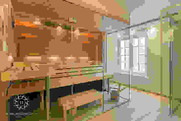 Спа в стиле кантри от Home Staging Sylt GmbH Кантри