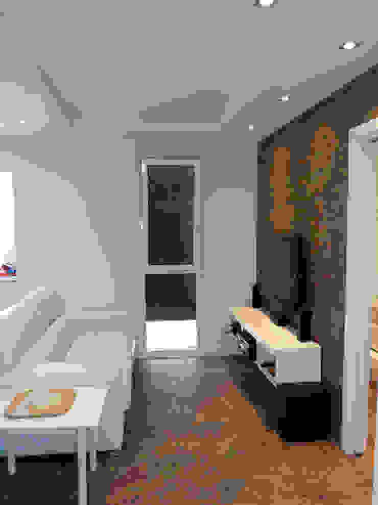Modern Living Room by ERRASTI Modern