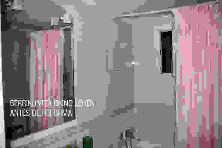BAÑO ANTES DE REFORMAR Baños de estilo clásico de ERRASTI Clásico