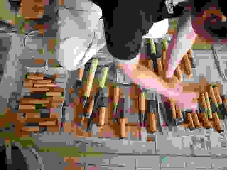 大工道具 和風の キッチン の 中村茂史一級建築士事務所 和風