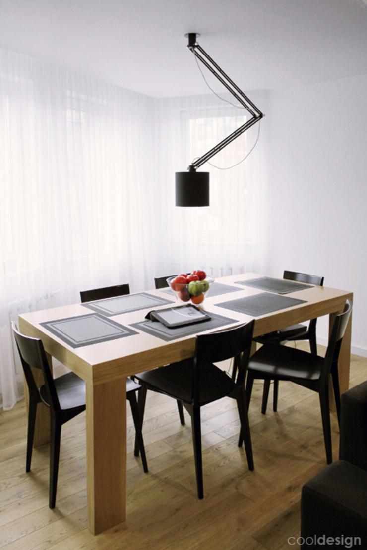Modern dining room by COOLDESIGN Modern