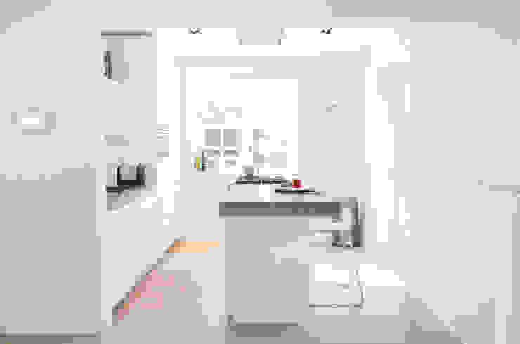 Woonhuis Laren Moderne keukens van ontwerpplek, interieurarchitectuur Modern