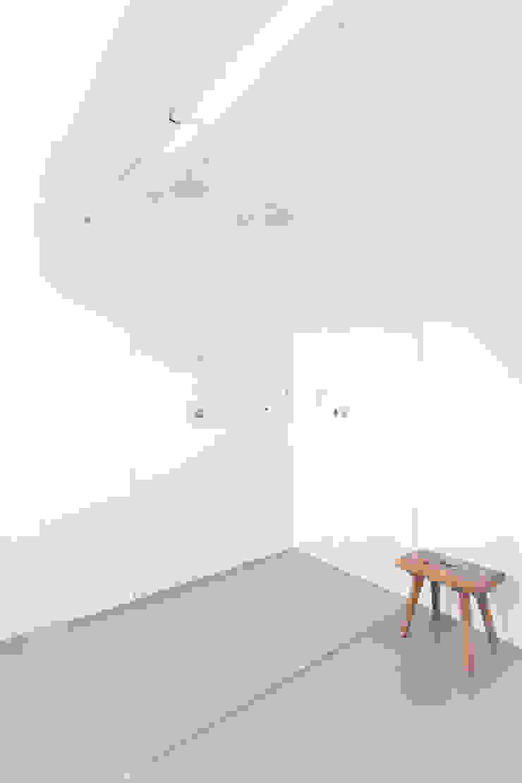 Woonhuis Laren Moderne badkamers van ontwerpplek, interieurarchitectuur Modern