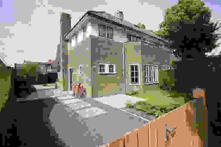 Woonhuis Laren Moderne huizen van ontwerpplek, interieurarchitectuur Modern