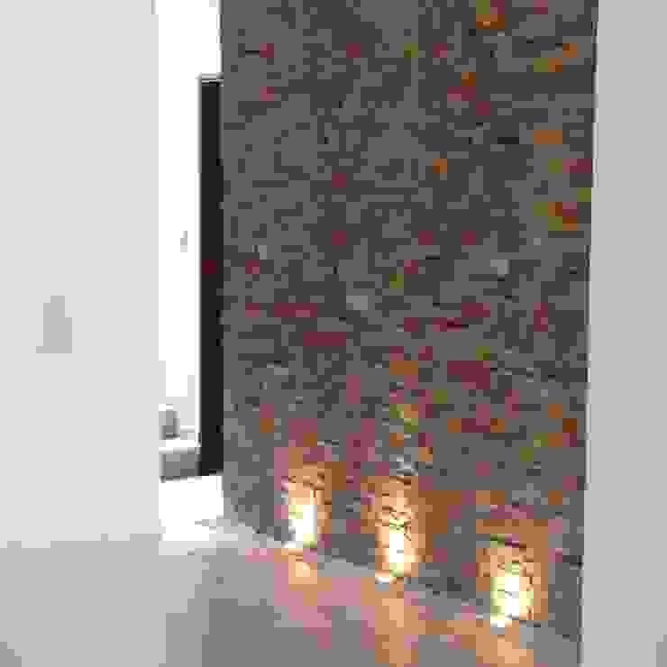 Modern Koridor, Hol & Merdivenler Alejandra Zavala P. Modern