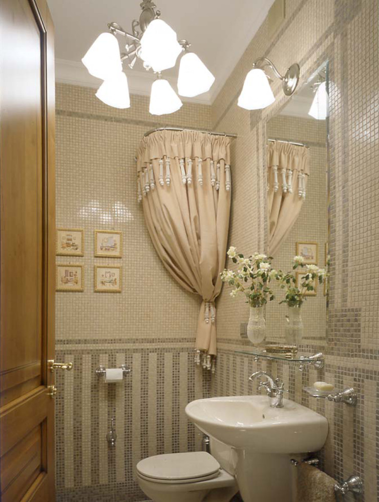 Colonial style bathroom by Prosperity Colonial