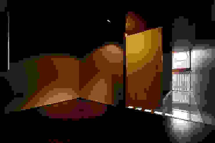 sora モダンスタイルの寝室 の 一級建築士事務所 感共ラボの森 モダン